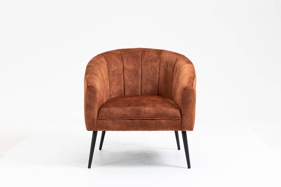 Madison lenestol (Adore rust velour)