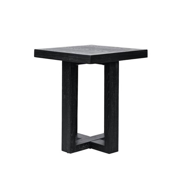 Noir sidebord (sort 50x50x60)